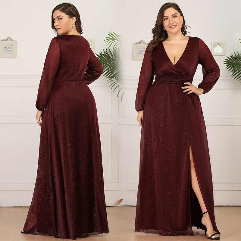 29+ Plus size burgundy dress ideas ideas in 2021