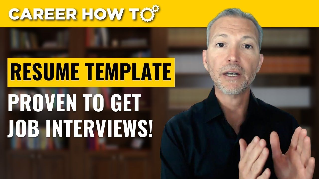 How to build the ultimate professional resume video