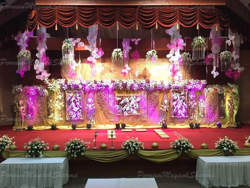 wedding stage decoration pics%0A It will be wondering how to decor for naming ceremony of baby girl  No