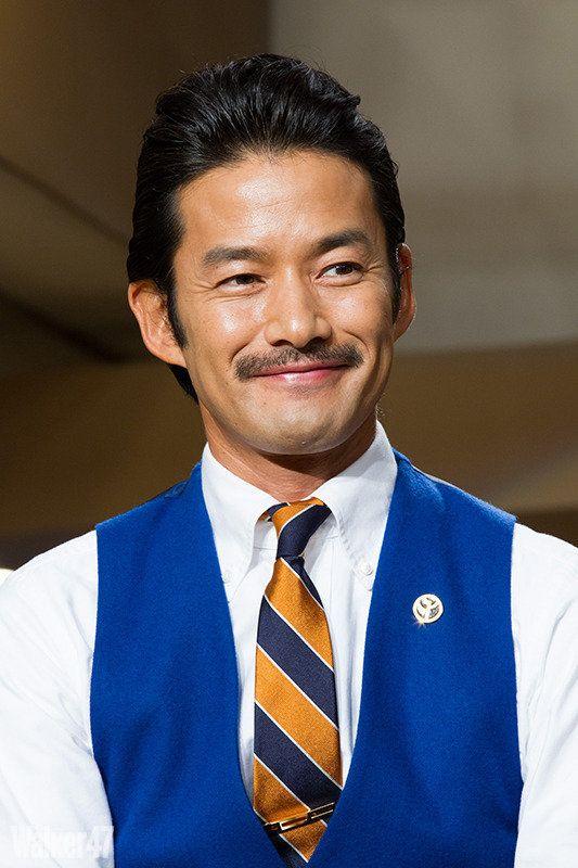 イケメン俳優、竹野内豊の魅力①男気溢れるサービス精神