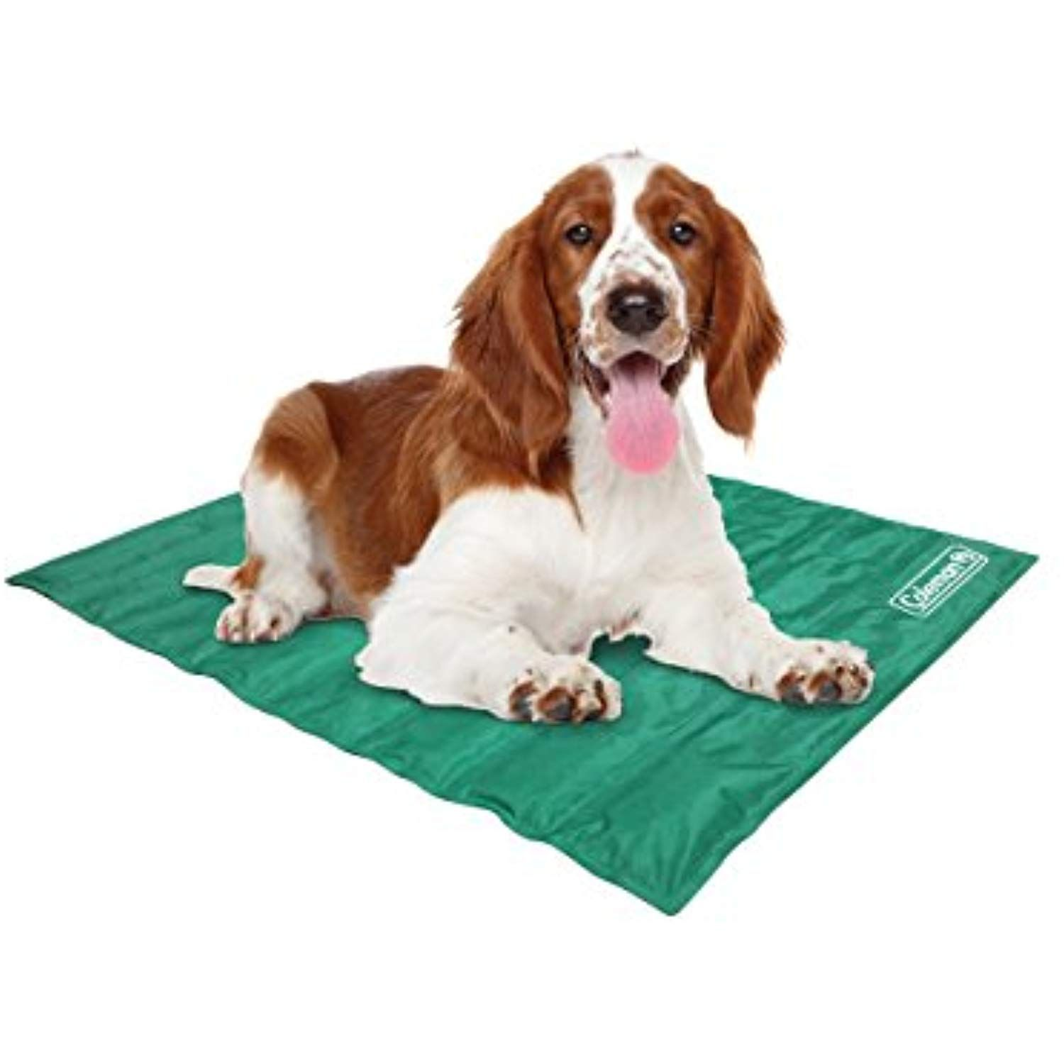 Coleman Pet Cooling Mat Green Be Sure To Check Out This