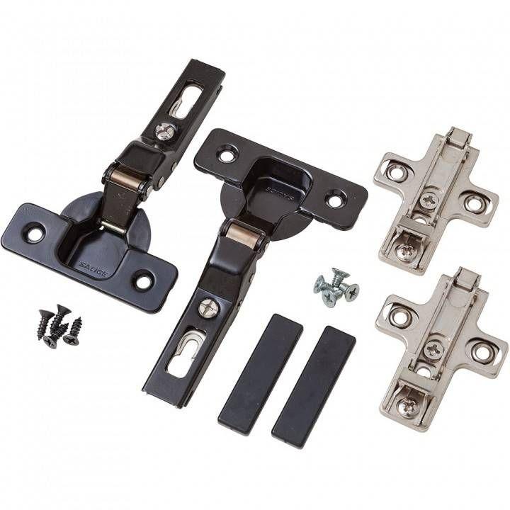 Inset Pocket Flipper Door Hinge Kit Pocket Doors Door Hinges Pocket Door Hardware