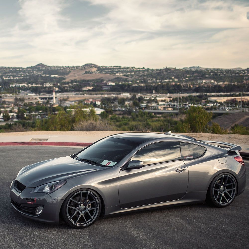 2013 Hyundai Genesis Coupe Gets Facelift New Engines