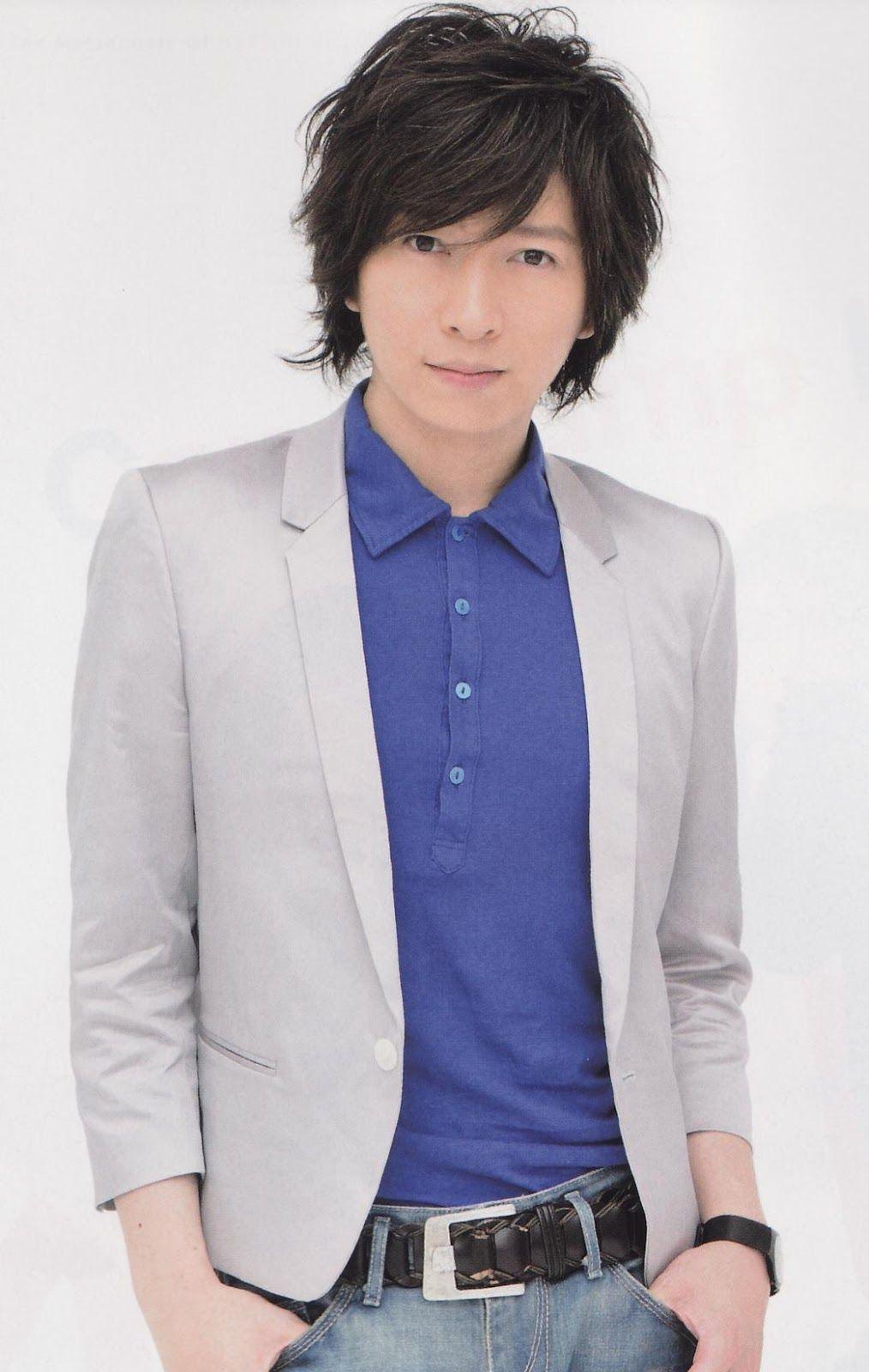 Daisuke ono seiyuu pinterest