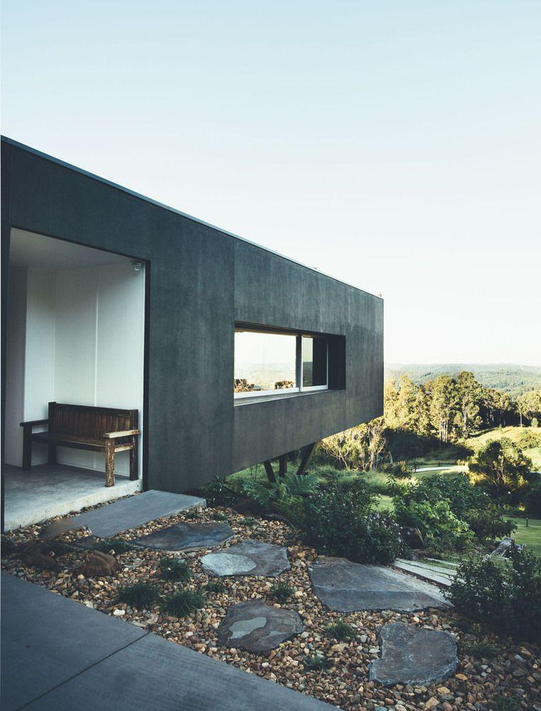 Galería - Casa integrada al paisaje / Teeland Architects - 6