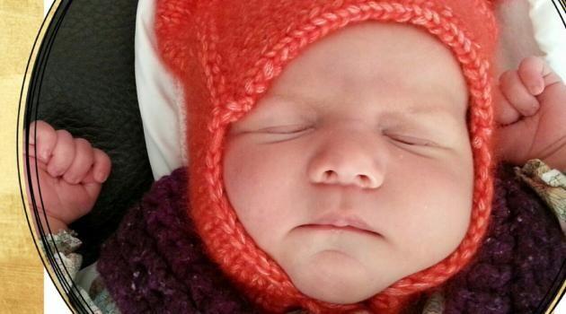 Tuto bonnet taille naissance: patron tricot