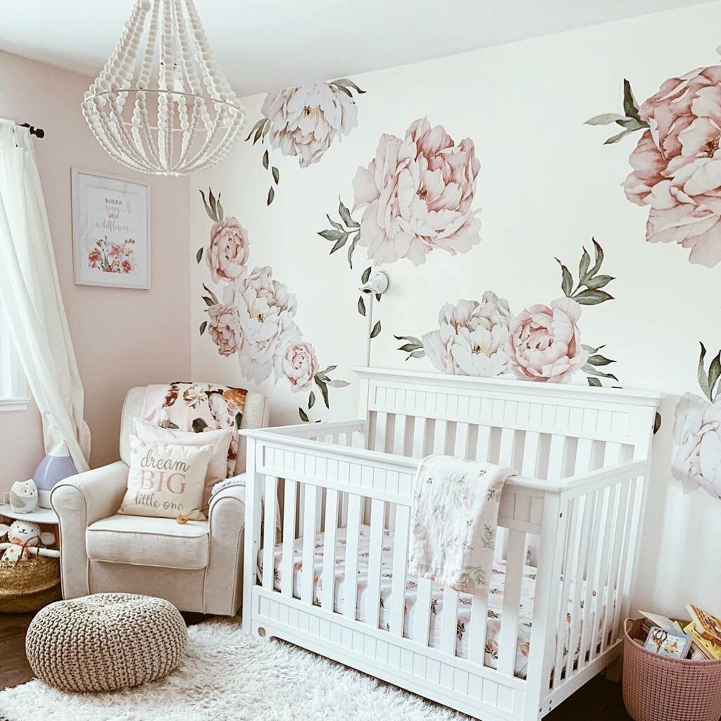 "Simple Shapes on Instagram ""We adore this nursery by"