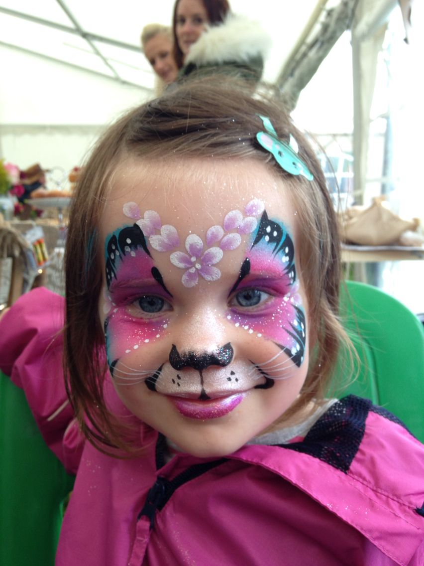 Color Me Cutie Face Painting and body art