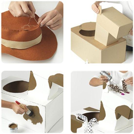 3f3225308de65 Vaquer amb barret i cavall Disfraz Vaquera Niña