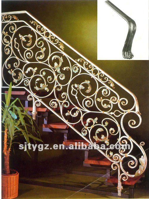 2013 the luxury stairs grill designs of wrought iron 650 stairs rh pinterest com