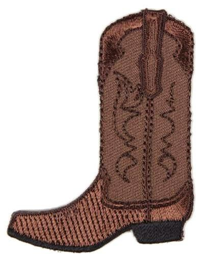 www.brokencherry.com #patch #cowboy #cowboyboot Cowboy Boot Patch  $3.00