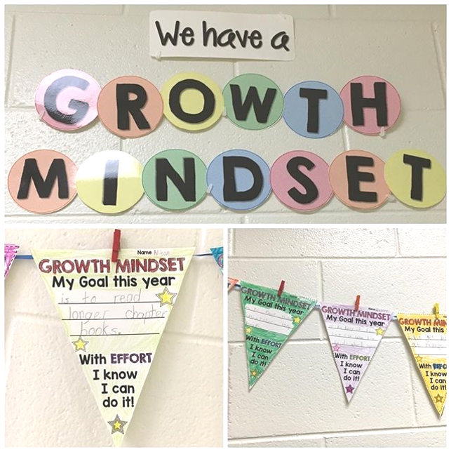 Growth Mindset Teaching Ideas and FREE Resources Classroom Growth mindset lessons Growth