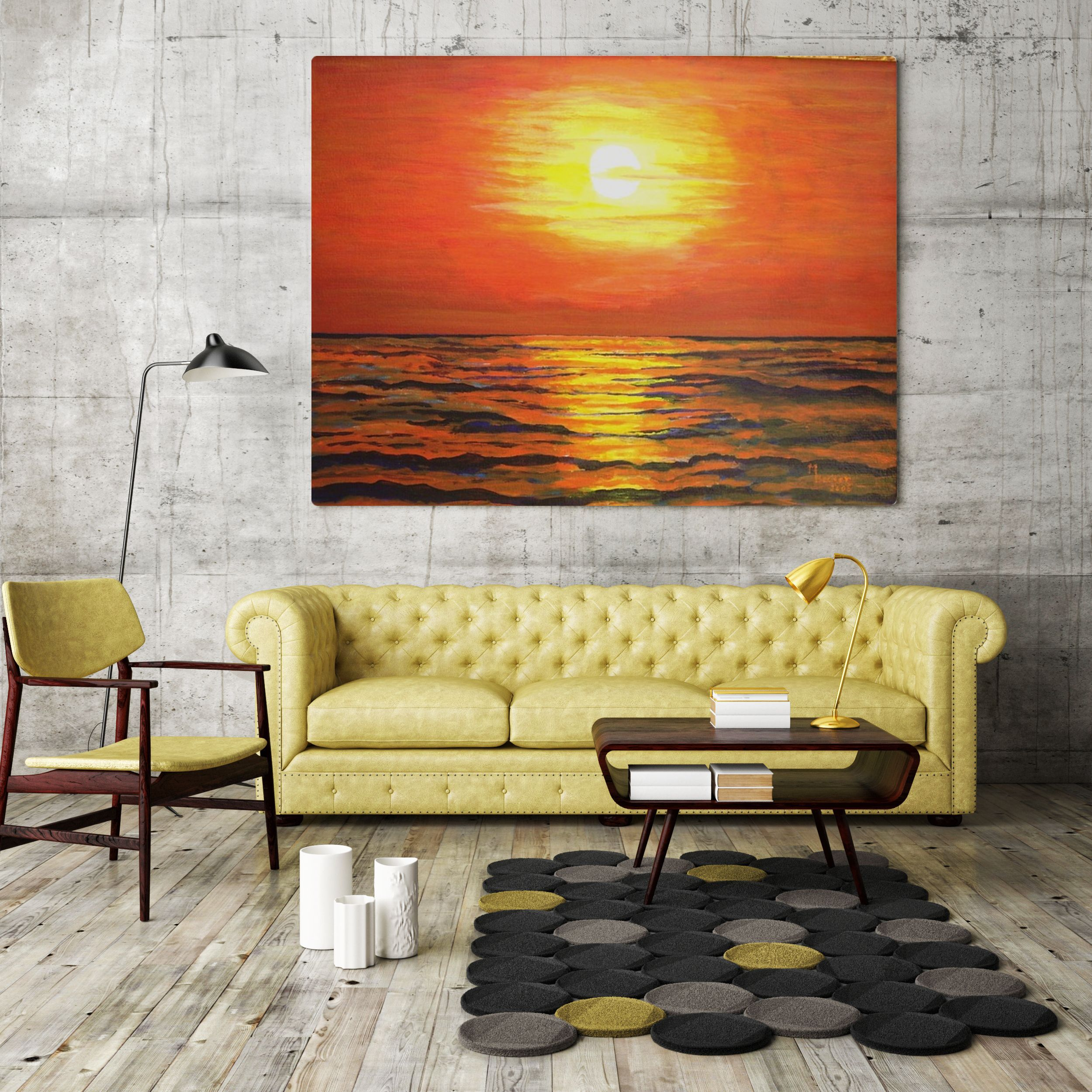 Pin by Unframed Canvas Wall Art on Seascapes Canvas Art | Pinterest