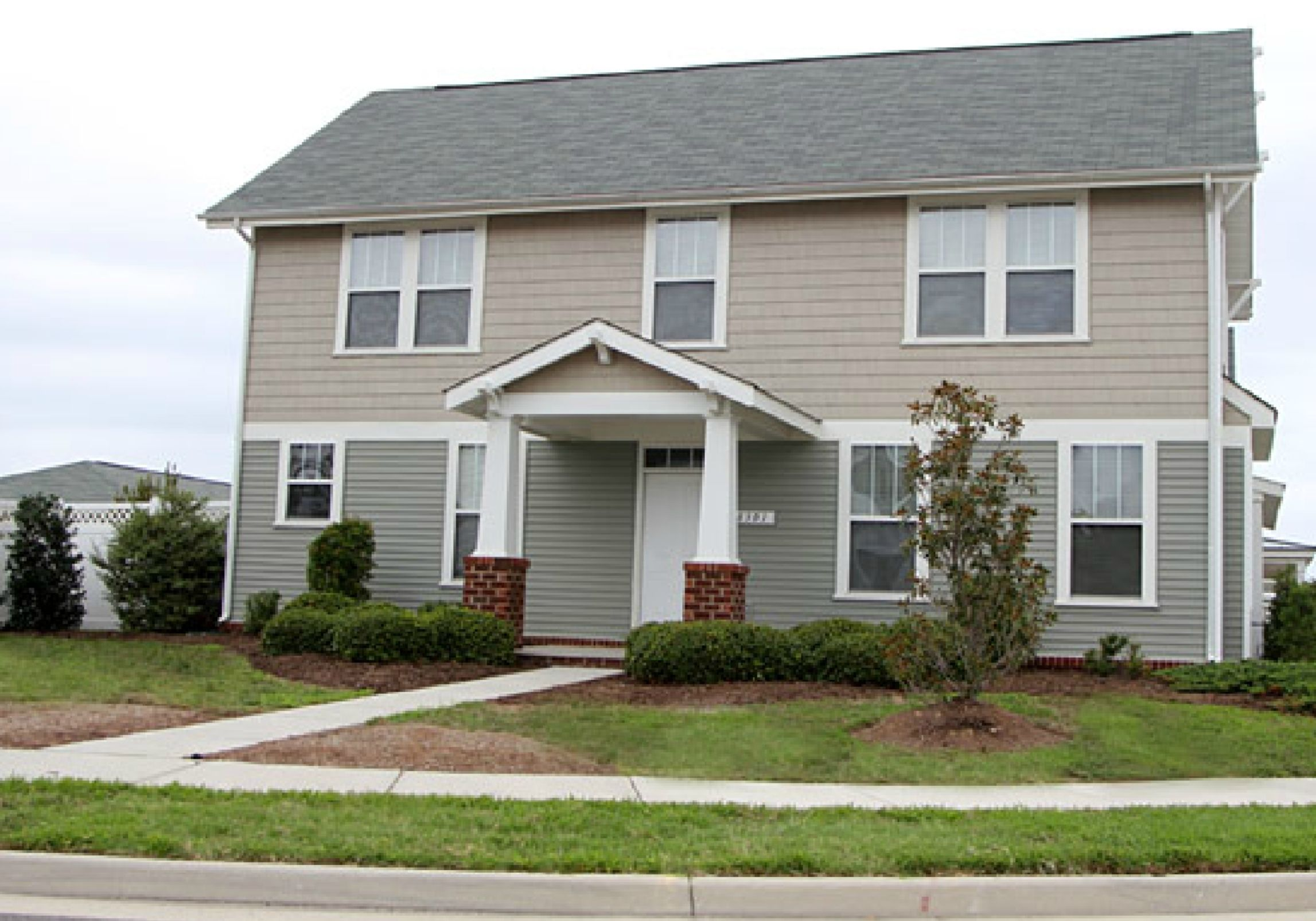Military Base Housing Norfolk Virginia: The Village At Whitehurst Farm Neighborhood