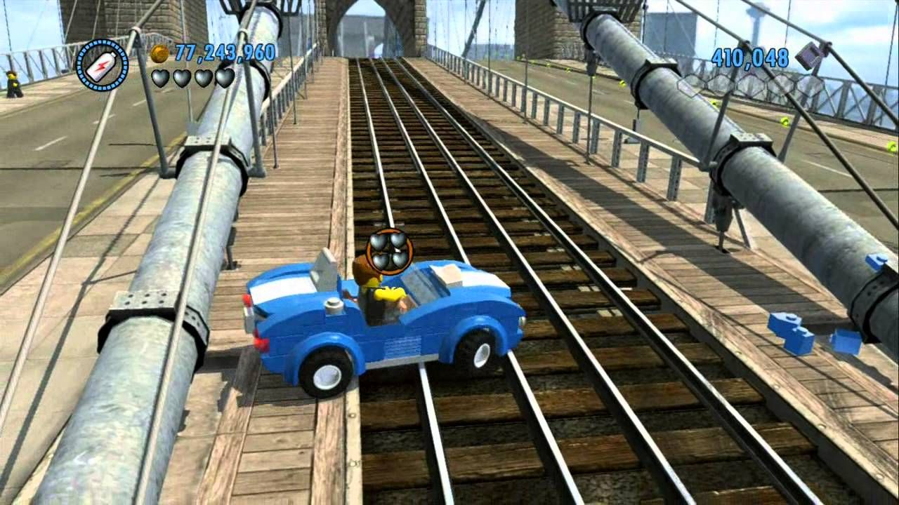 Lego City Undercover All 13 Vehicle Robberies Completed Lego City Undercover Lego City Lego City Truck