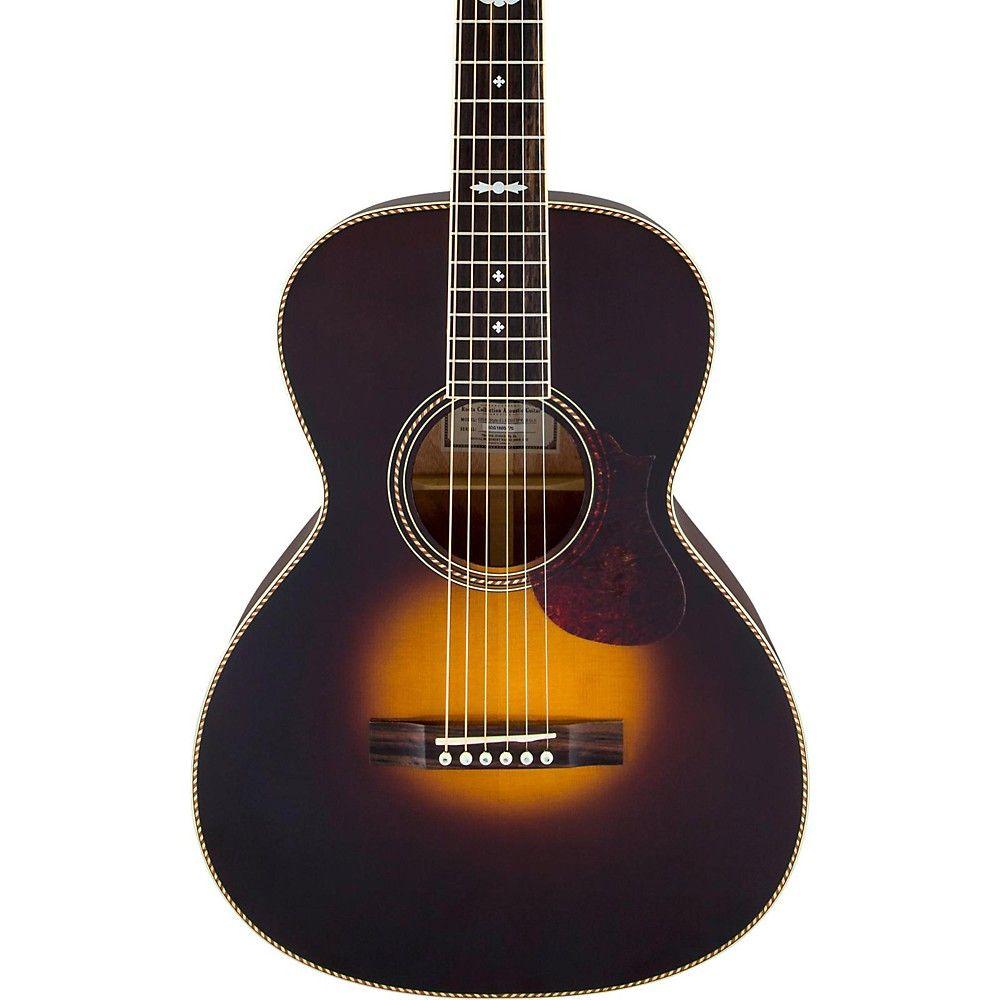 Gretsch Guitars G9531 Style 3 Double-0 Grand Concert Acoustic Guitar Appalachia Cloudburst