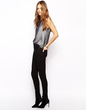 Agrandir Supertrash - Paradise - Jean taille haute   Fashion Look ... 7a14aae077a8