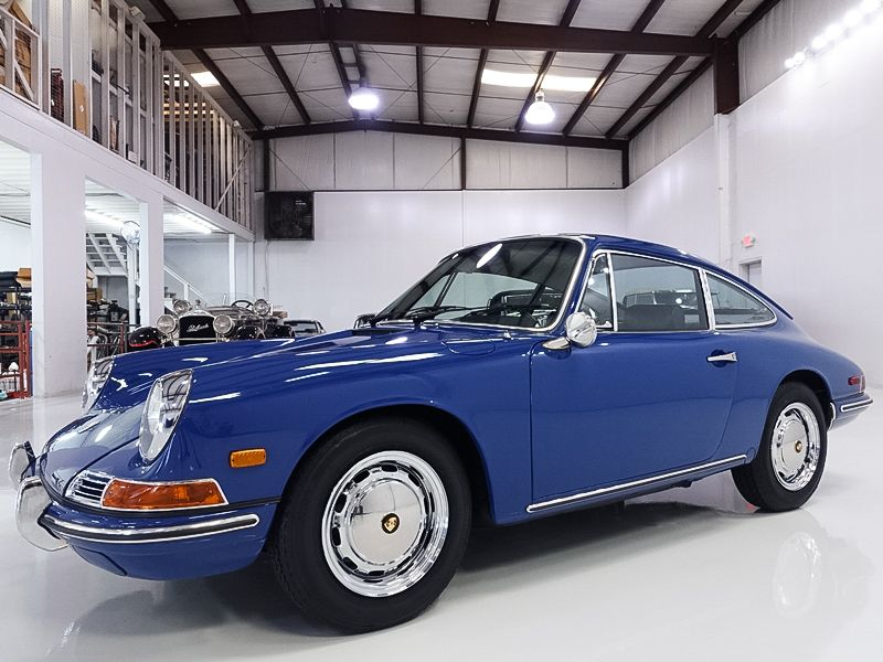 Restored Classic 1968 Porsche 912 Coupe By Karmann For Sale Porsche 912 Porsche Classic Cars