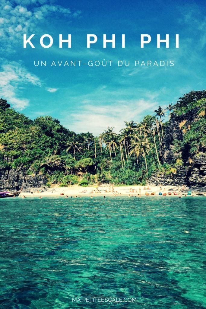 Koh Phi Phi : un avant-goût du paradis