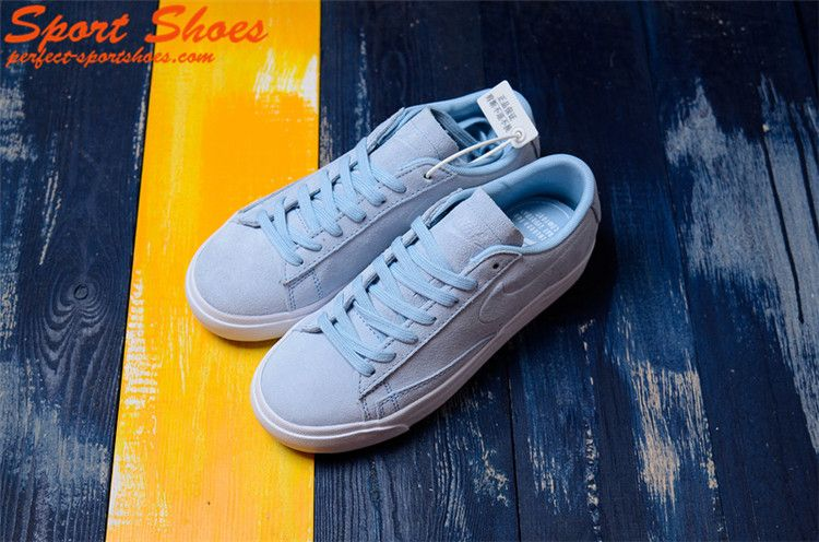 f4b73055395 Women Nike Blazer Low White Pink AA3962-602