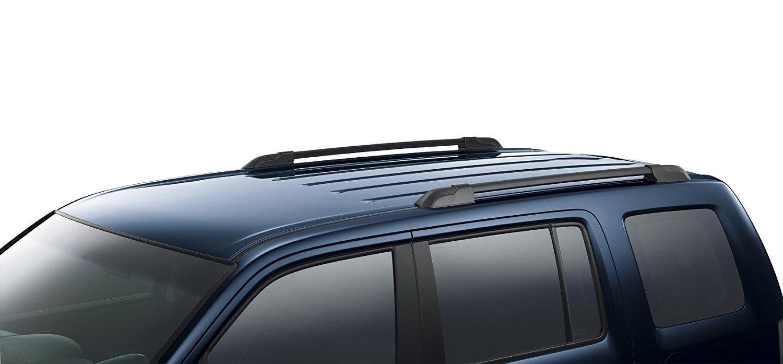 Amazon Com Genuine Honda 08l02 Sza 110a Roof Rail Automotive Honda Pilot Roof Rack Roof Rails