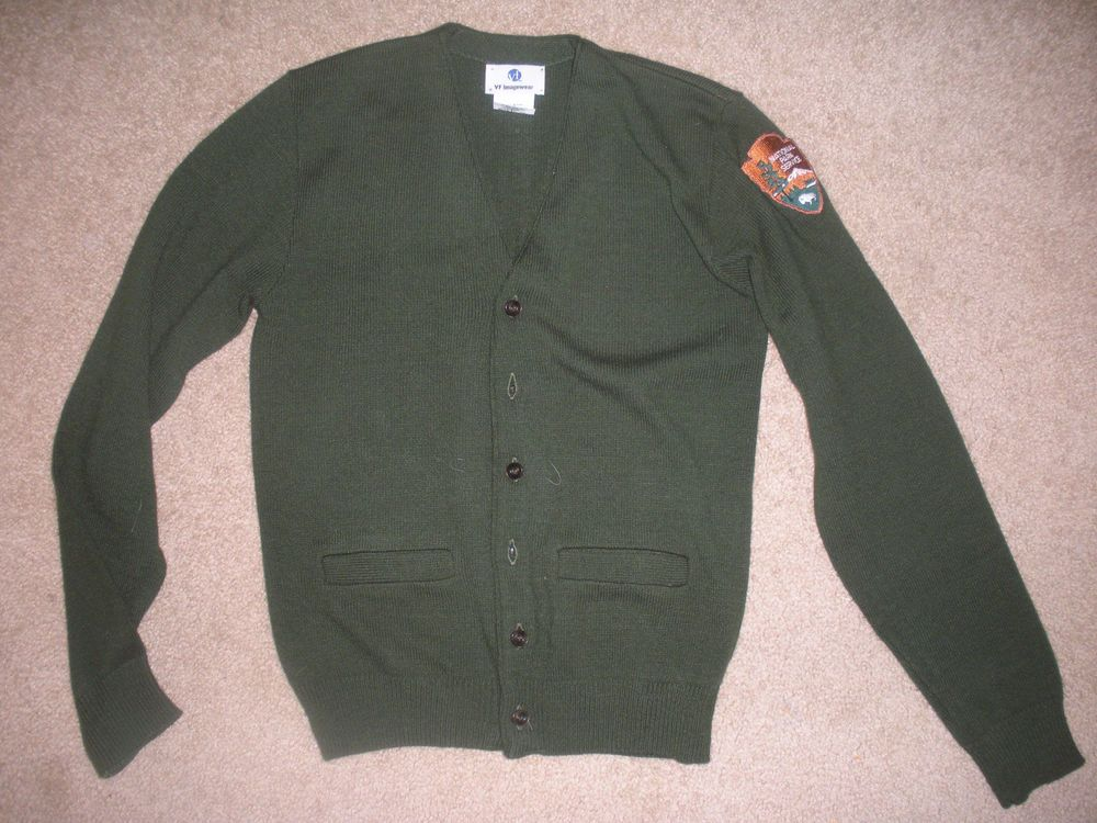 National Park Service Ranger Uniform Womens Sweater
