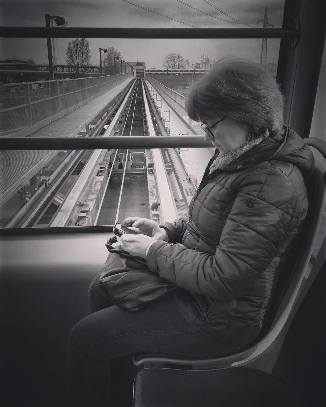 Train readings | #ShotOniPhone6S #ProCamera | Snapseed