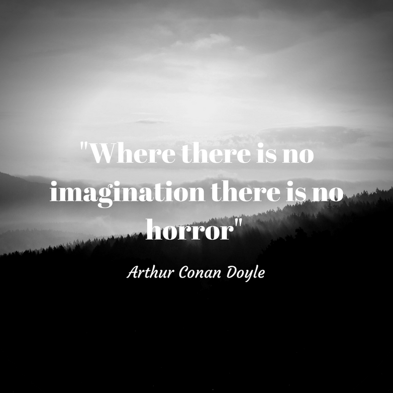 7 Quotes to Get You in the Mood for Halloween!