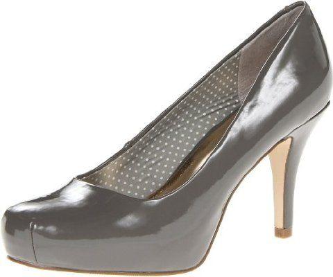 Madden Girl Women's Getta Pump,Grey Patent,7 M US. Buy ShoesWomen's ...