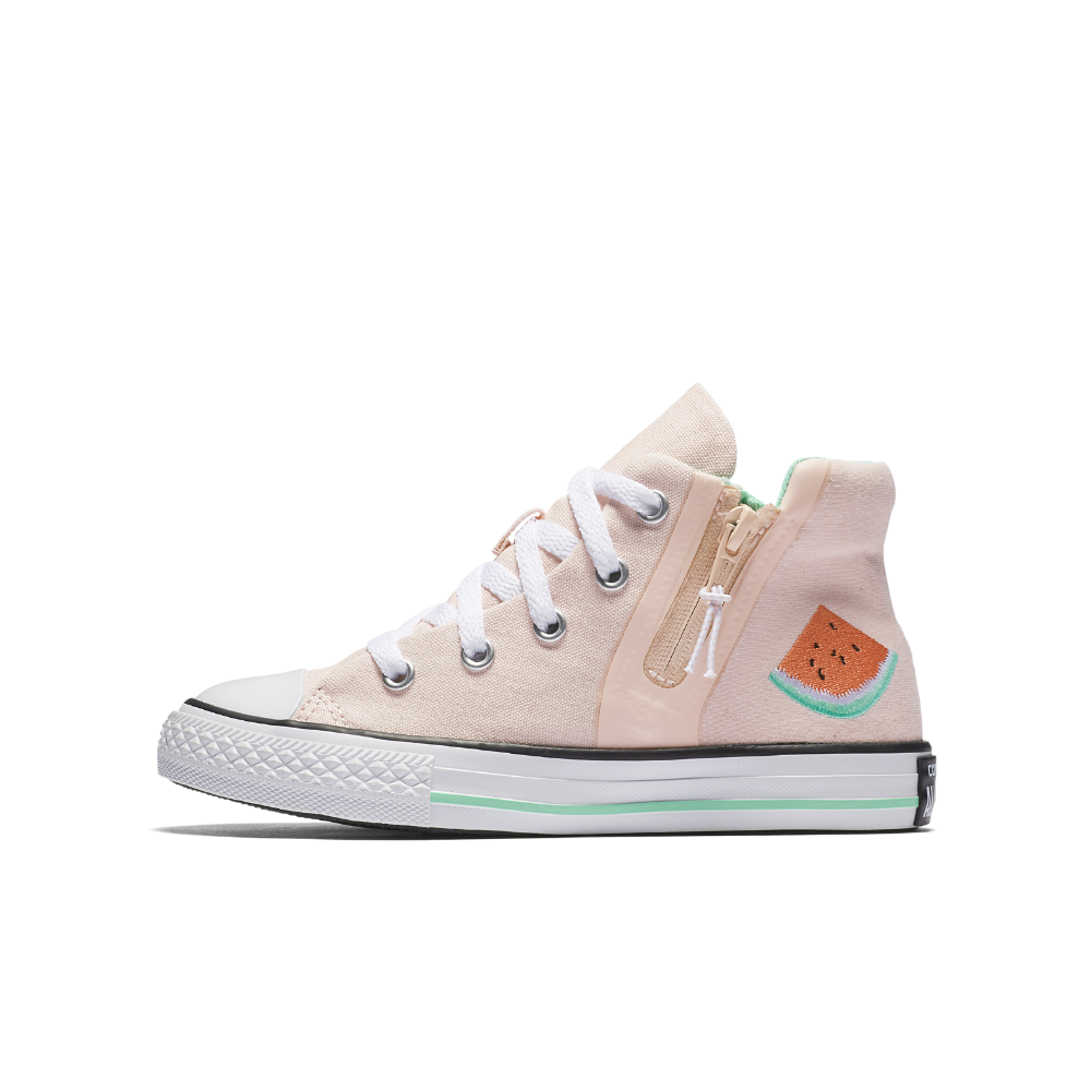 Converse Chuck Taylor All Star Sport Zip Watermelon High Top Little/Big  Kids' Shoe