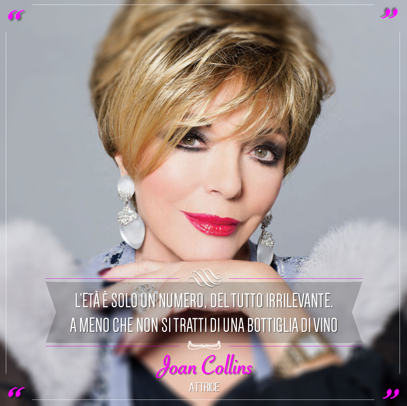 """Age is just an irrelevant number unless it is a bottle of wine.""Joan Collins is an English actress, author and columnist. @marchesimazzei #marchesimazzei #fonterutoli #wine #tuscany #winequotes"