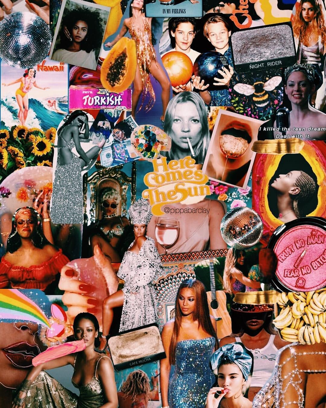 Collage Aesthetic collage, Magazine collage