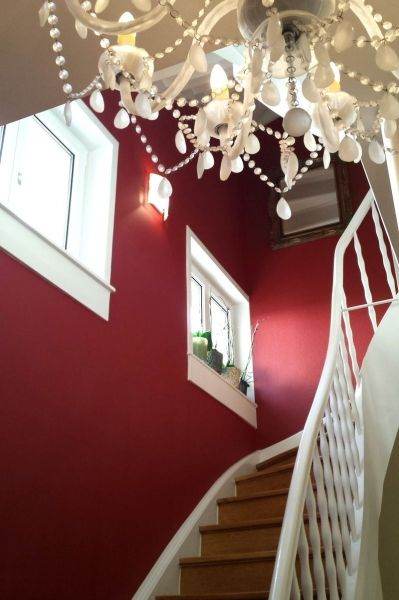 treppenhaus gestalten w nde. Black Bedroom Furniture Sets. Home Design Ideas