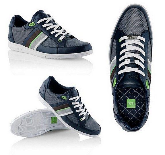 Hugo Boss Chaussure Green