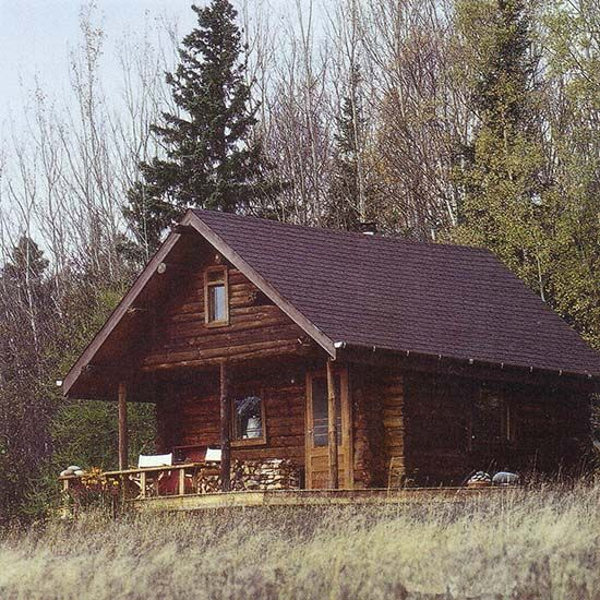 Inspiring Cabins And Cottages