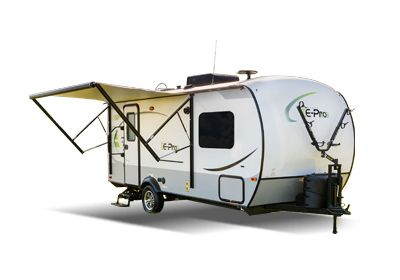 Flagstaff E Pro Travel Trailers By Forest River Rv Travel Trailer