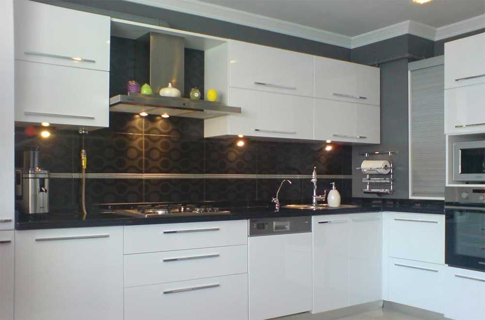 Modern Kitchen Decoration Ideas 2019 #decoration #ideas # ... on Model Kitchen Ideas  id=44597