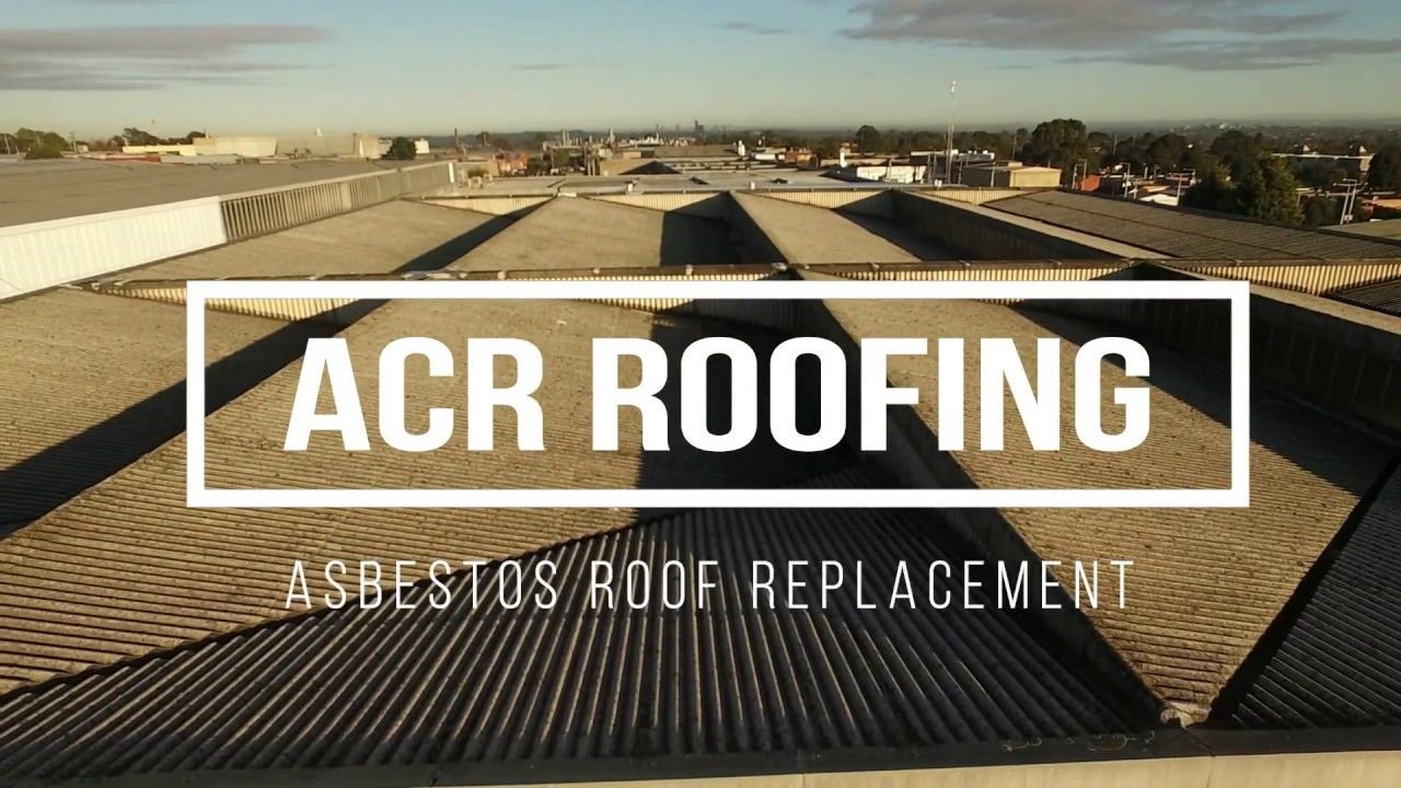 Its Here The Final Drone Footage Of The Asbestos Roof Replacement The Acr Roofing Team Completed At Storage King In Mitcham You Ll Be Whistl Roofing Acr Roof