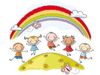 Disegni Per Bambini Asilo Illustrations Disegno Per Bambini