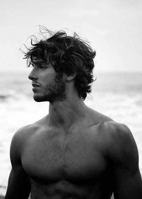 Awesome Beach Hairstyles For Men. Surfer Hairstyles For Men