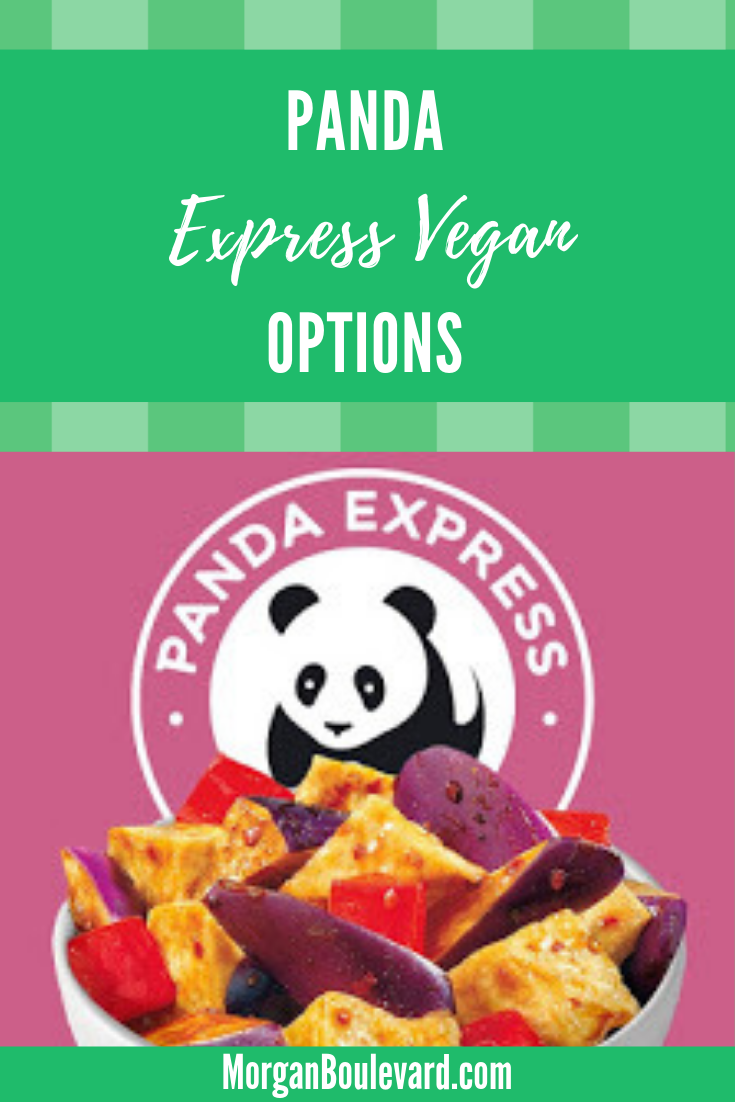 Panda Express Will Now Have Vegan Options Vegan Fast Food Vegan Options Food