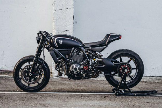 Motorcycles, bikers and more : Foto   Ducati scrambler