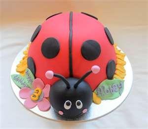 Ladybug cake - Its A Cake Thing