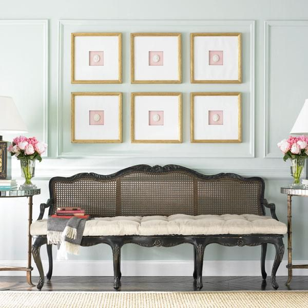 Pinterest French Country Decor  French Country Bench - French country bench