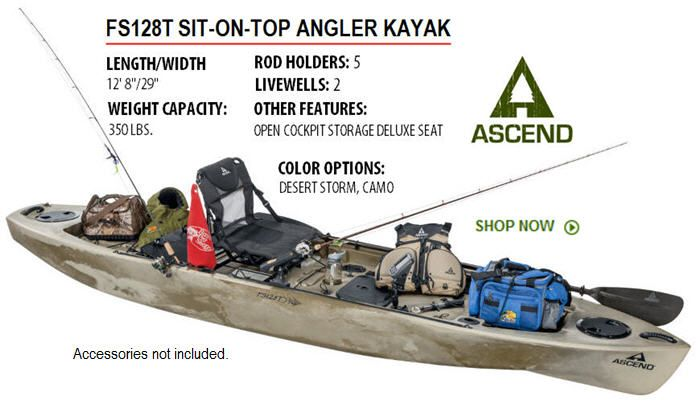 6 effective tips for fishing bass from a kayak audio for Bass fishing kayak