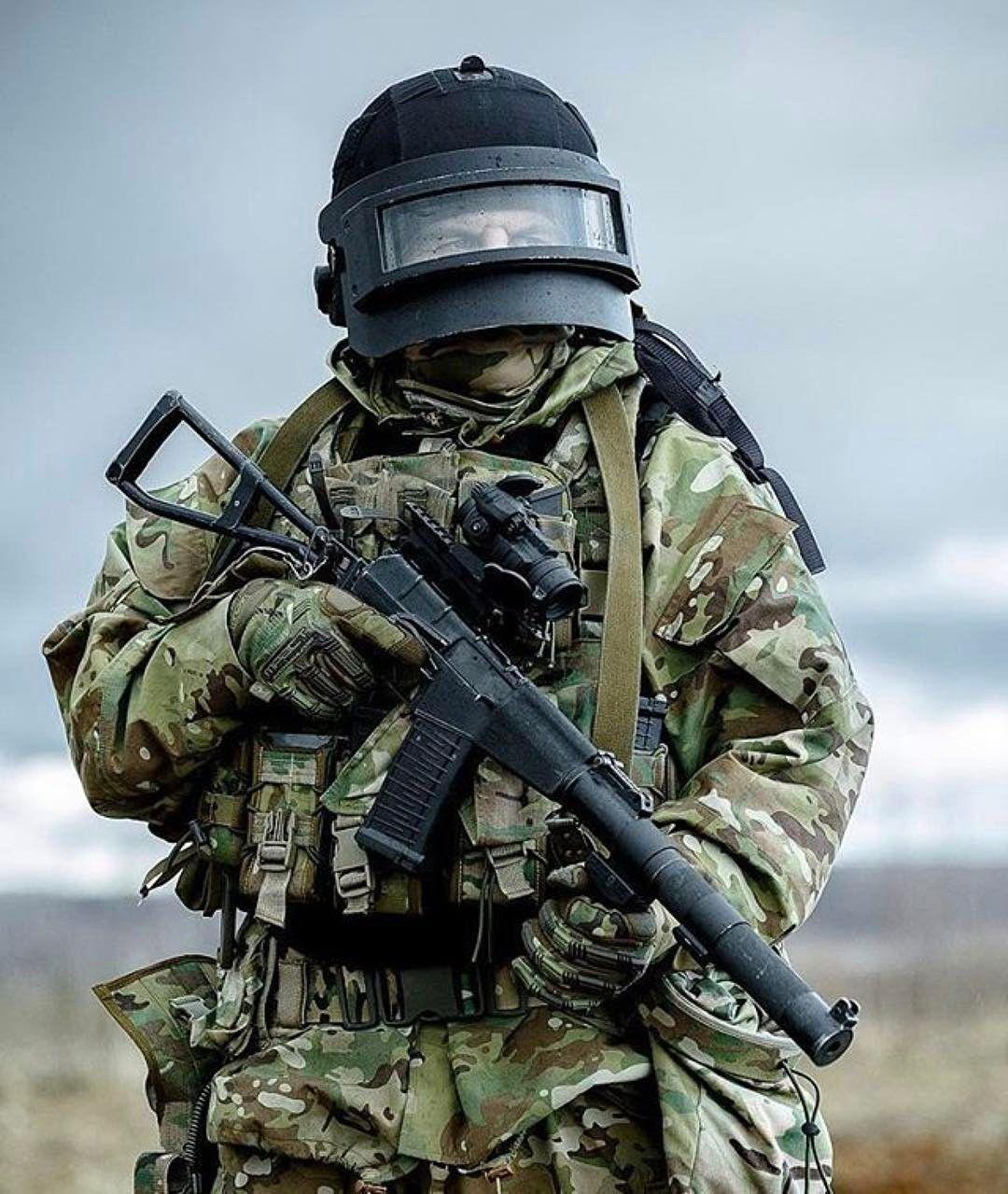 Russian Spetsnaz Photo Russiansoldier001: #Repost @spetsnaz.alfa ・・・ Spetsnaz SOBR Operator