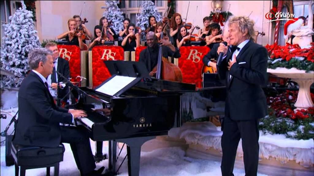 Rod Stewart Have Yourself A Merry Little Christmas - what can I say - it is getting close and I ...