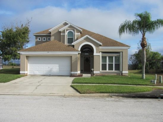 4 Bedroom Home With A View Vacation Ideas Vacation Orlando Vacation Florida Rentals