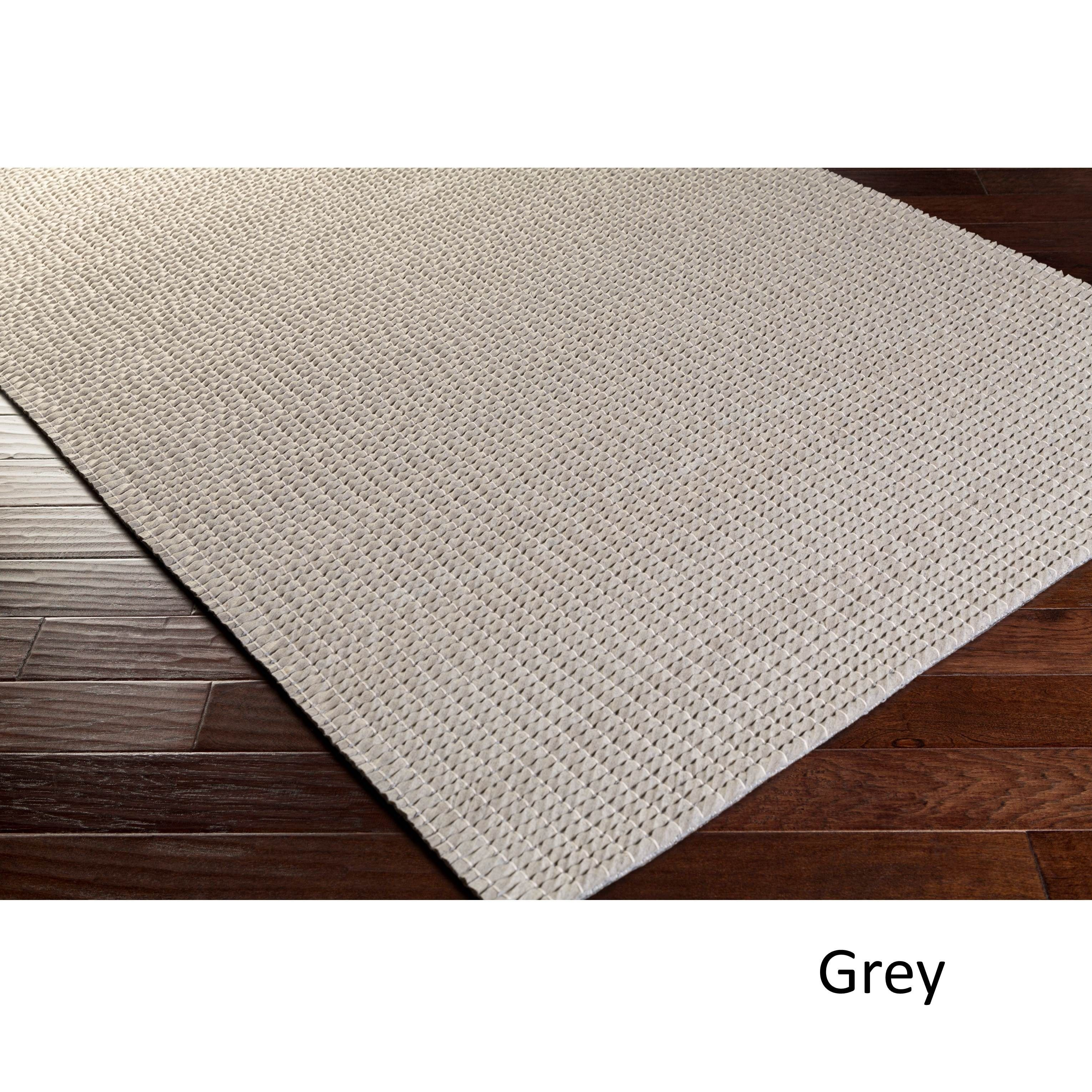 Hand-Woven Anabelle Solid Wool Rug (8' x 10') (