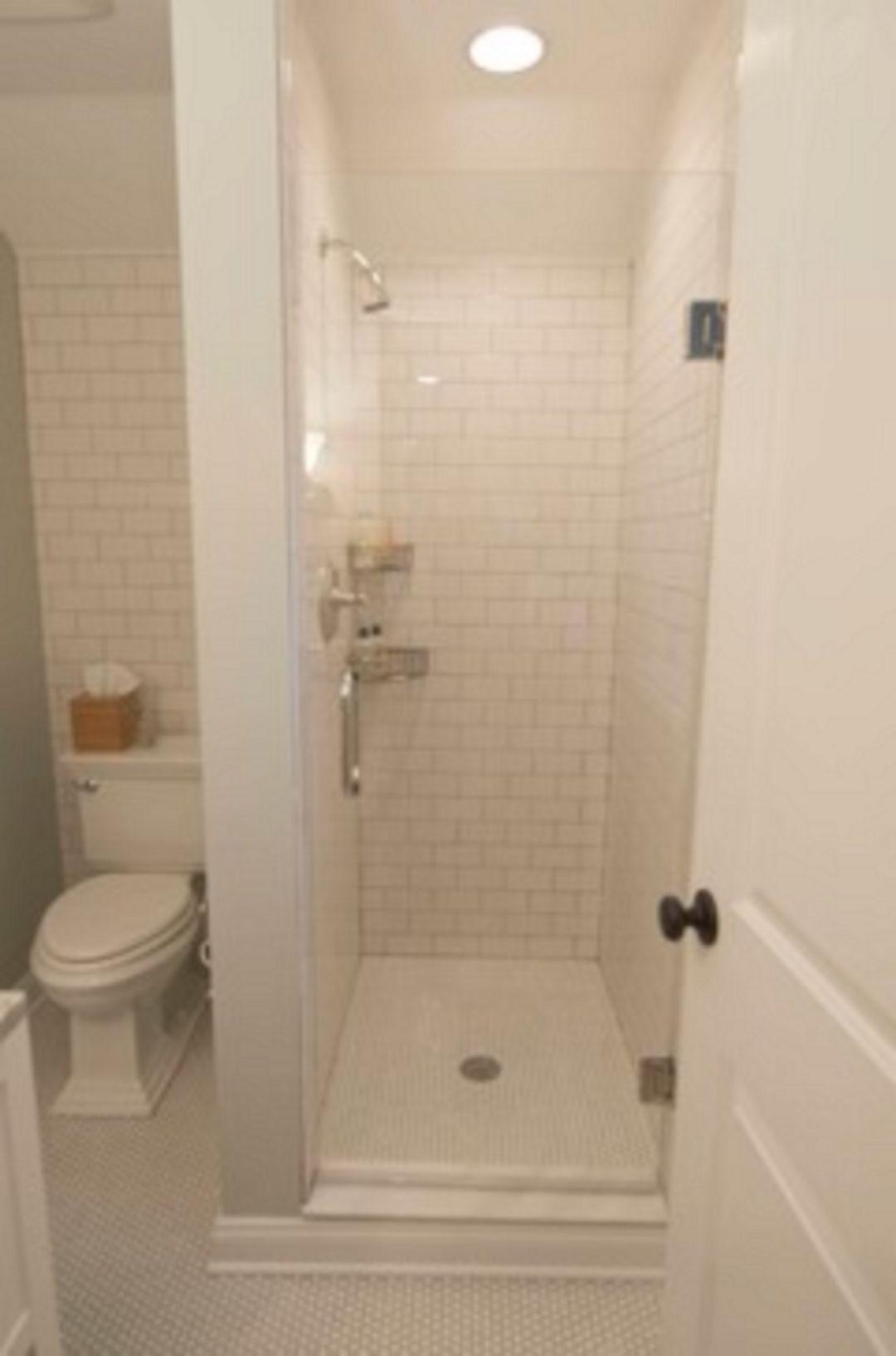 Extraordinary Bathroom Shower Ideas For Small Bathroom 162 Small Bathroom Layout Bathroom Layout Bathroom Design Small